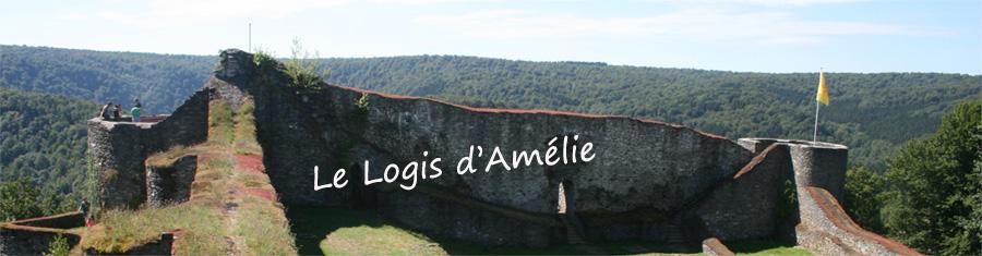 Le Logis d'Amelie, Herbeumont